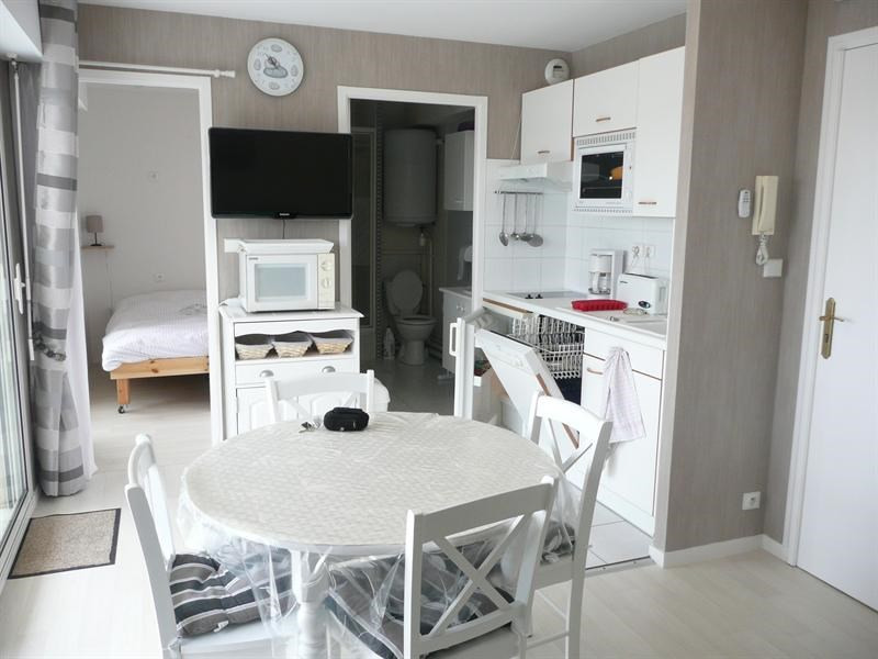 Vacation rental apartment Stella plage 212€ - Picture 2