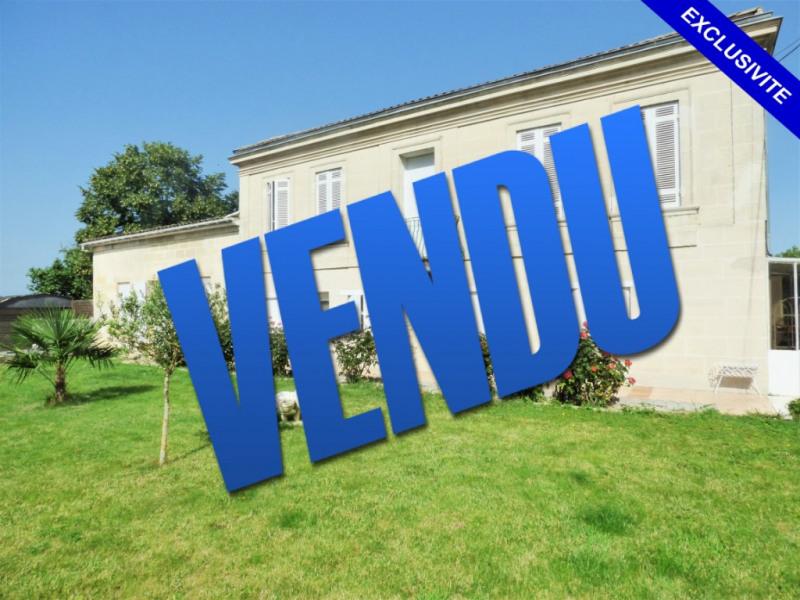 Maison Girondine 170 m² 33810 AMBES