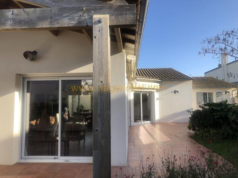 Vendita nell' vitalizio di vita casa Marsilly 160000€ - Fotografia 14