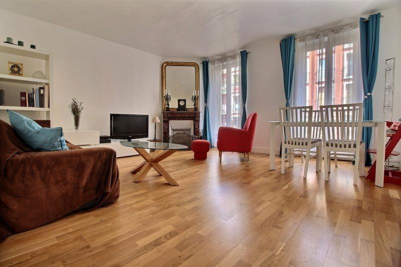 Vente appartement Issy les moulineaux 489000€ - Photo 1