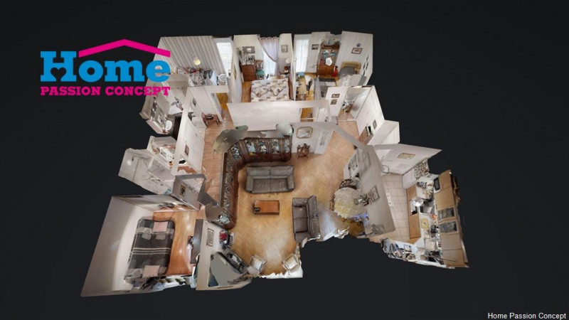 Sale apartment Suresnes 730000€ - Picture 9