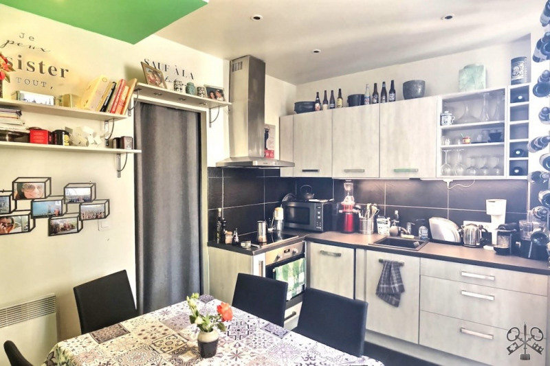 Sale apartment Bois colombes 420000€ - Picture 2