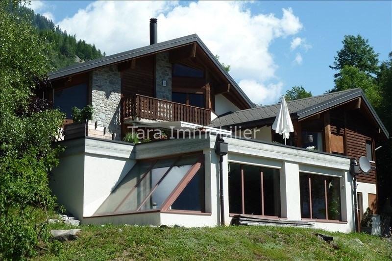 Vente de prestige maison / villa Finhaut vs 1300000€ - Photo 1