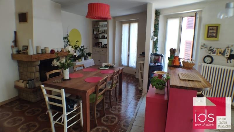Vente maison / villa Allevard 195000€ - Photo 1