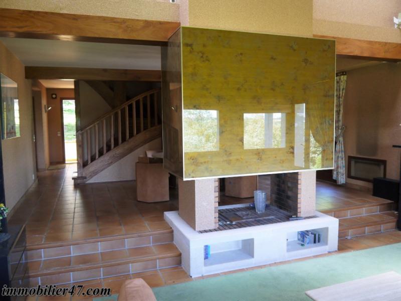Sale house / villa Prayssas 365000€ - Picture 5