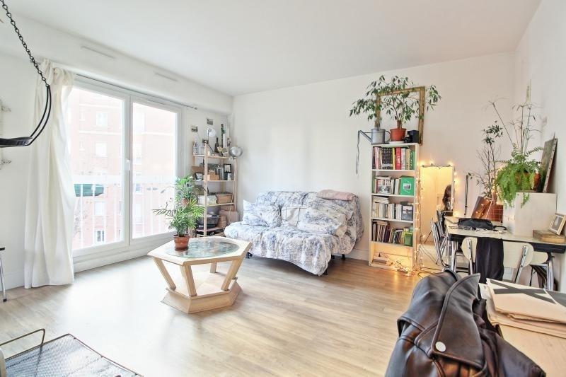 Venta  apartamento Paris 20ème 230500€ - Fotografía 1