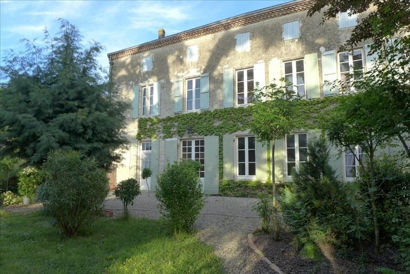 Vente maison / villa Aiguillon 328 000€ - Photo 1