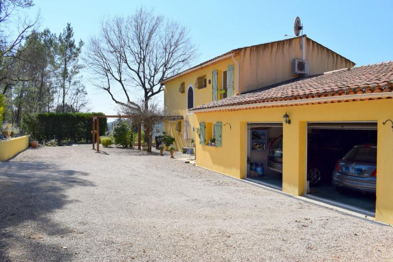 Deluxe sale house / villa Fayence 560000€ - Picture 21