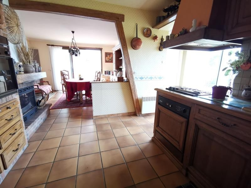 Sale house / villa St germain sur ay 297 825€ - Picture 4