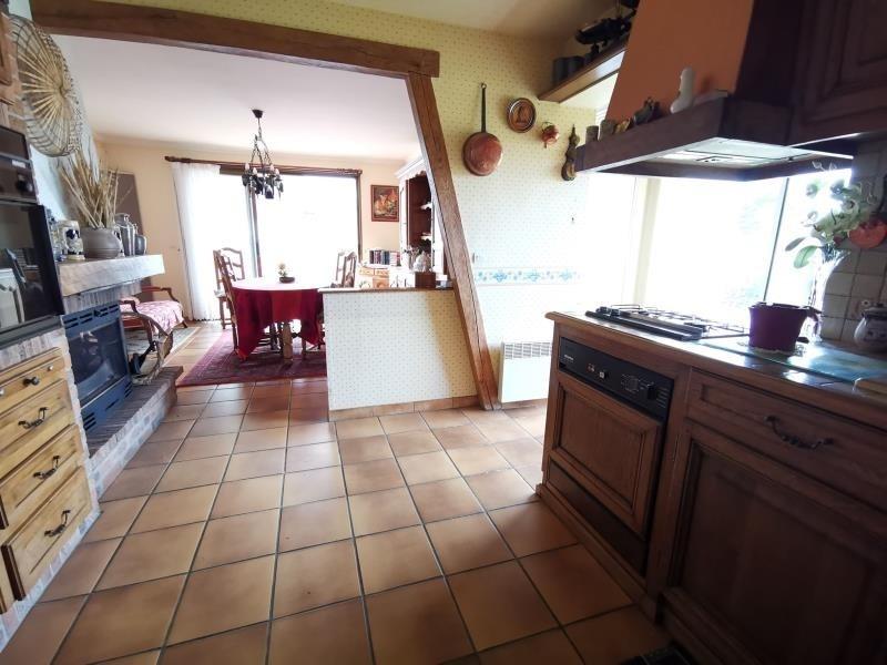 Sale house / villa St germain sur ay 204500€ - Picture 4
