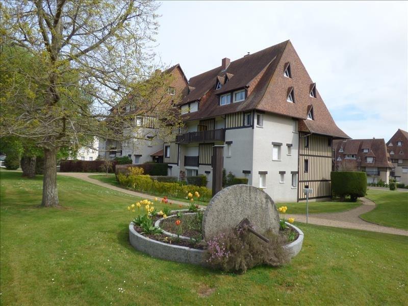 Vendita appartamento Villers-sur-mer 195000€ - Fotografia 1