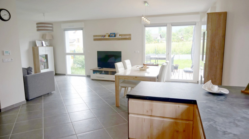 Vente appartement Feigeres 389 000€ - Photo 4