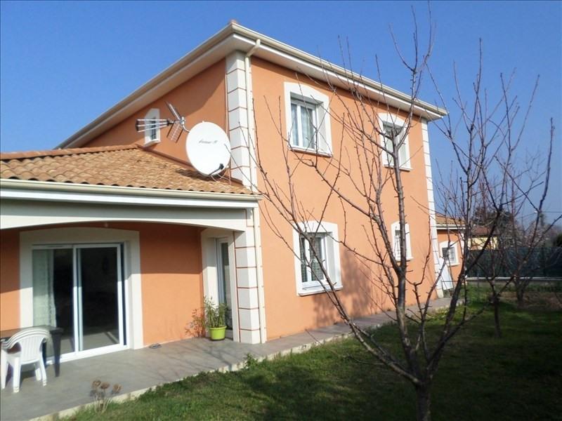 Sale house / villa Auberives sur vareze 349000€ - Picture 1