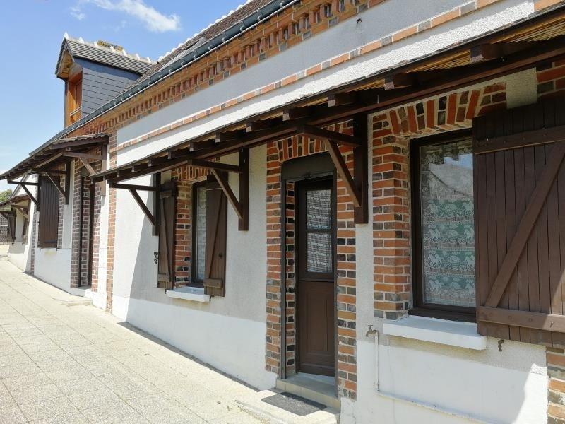 Vente maison / villa Les hermites 128850€ - Photo 1