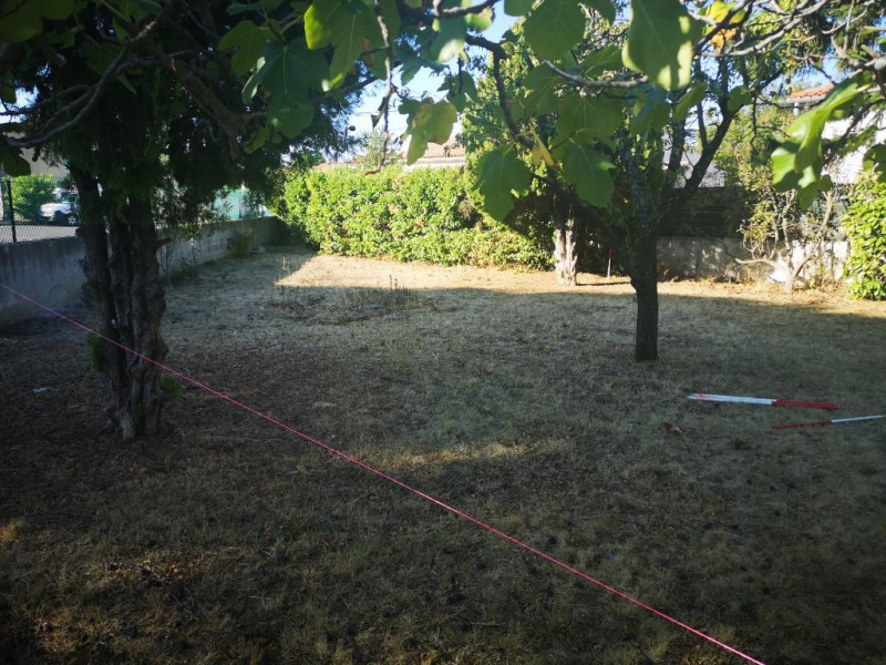Vente terrain Saint gervasy 105000€ - Photo 1