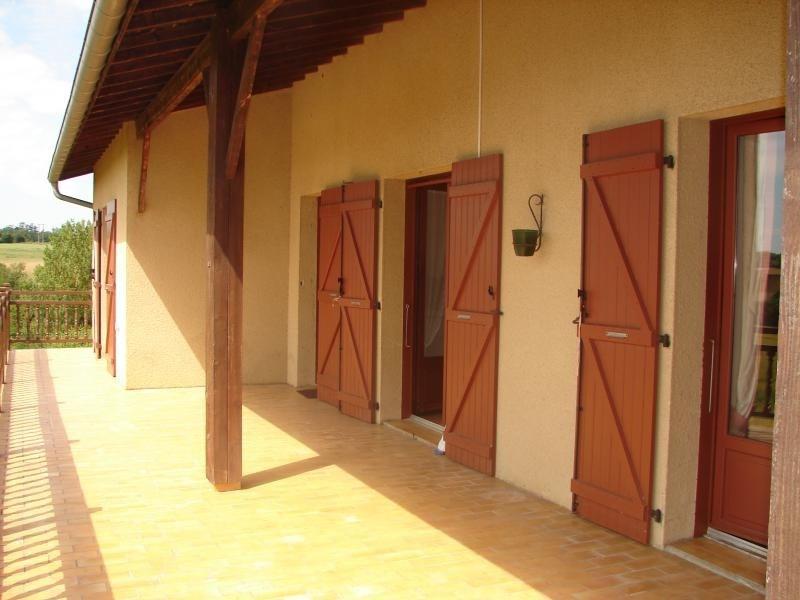 Venta  casa Gimont 215250€ - Fotografía 1