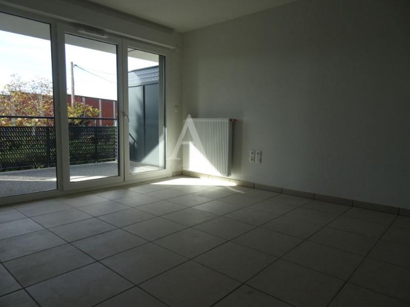 Rental apartment Colomiers 530€ CC - Picture 1