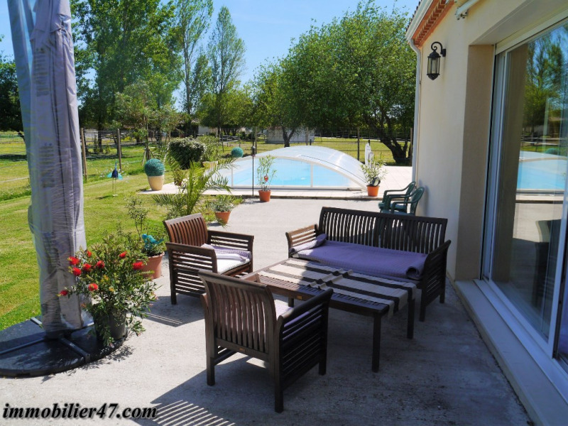 Sale house / villa Lafitte sur lot 260 000€ - Picture 3
