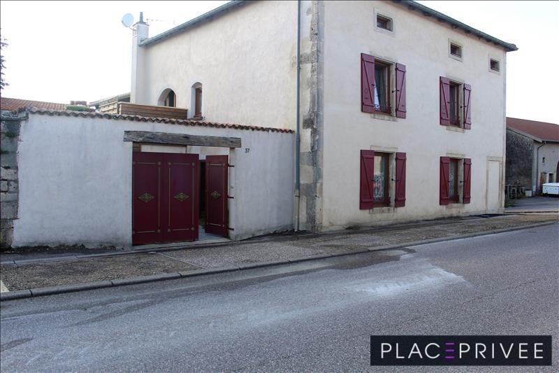 Venta  casa Colombey les belles 185000€ - Fotografía 16