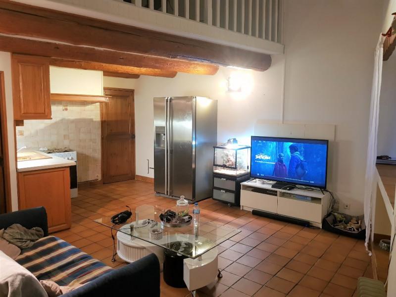Lambesc à louer maison de village T2 de 45 m²