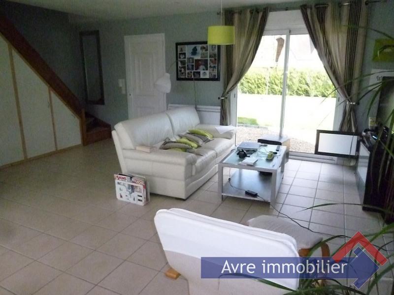 Vente maison / villa Verneuil d avre et d iton 199500€ - Photo 1