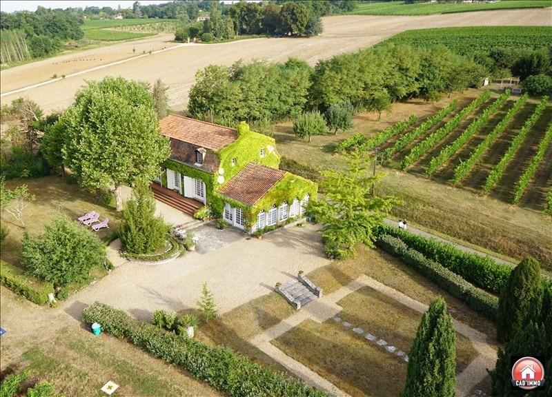 Sale house / villa Bergerac 365000€ - Picture 1