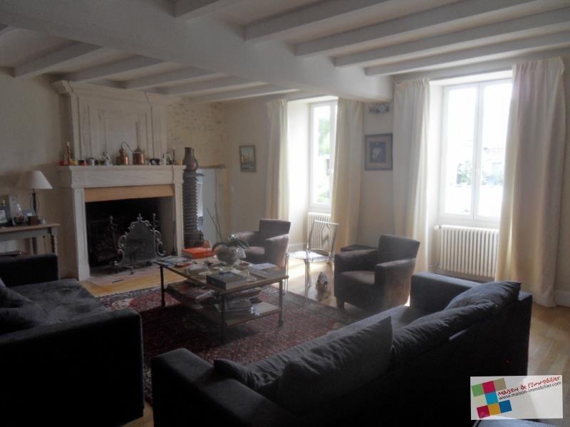 Vente maison / villa Salles d angles 424000€ - Photo 5