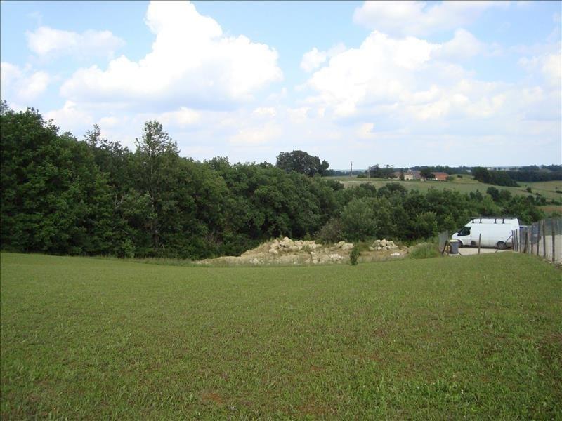 Vente terrain Monclar de quercy 55000€ - Photo 2