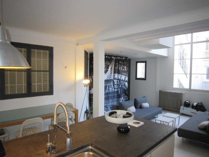 Locação apartamento Paris 7ème 2422€ CC - Fotografia 4