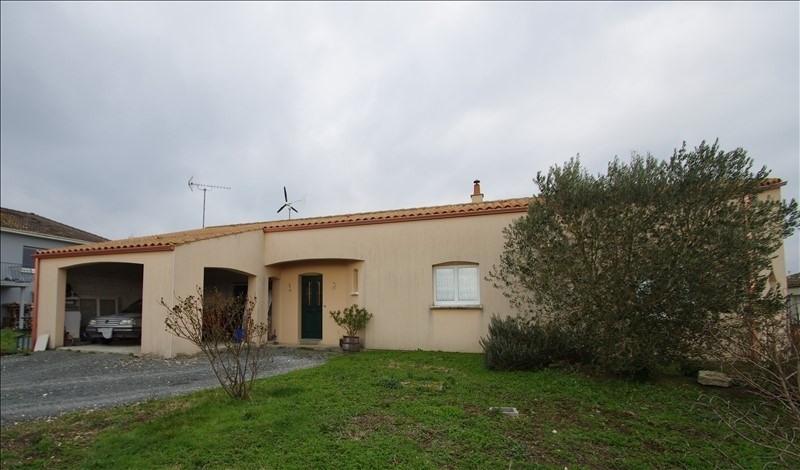 Sale house / villa Bords 169000€ - Picture 1