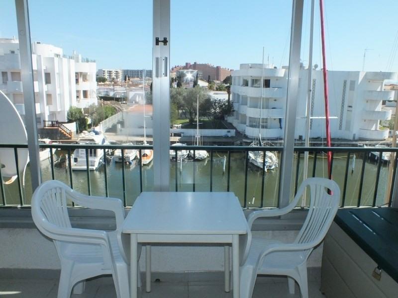 Location vacances appartement Roses santa-margarita 448€ - Photo 2