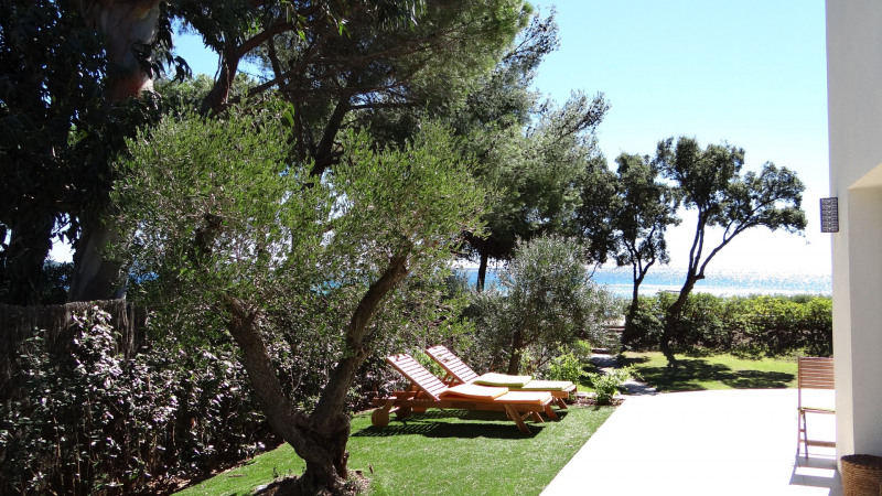 Vacation rental house / villa Cavalaire sur mer 2 500€ - Picture 11