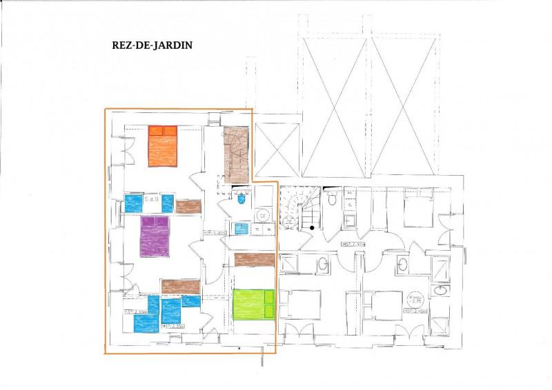 Vente de prestige appartement Combloux 829500€ - Photo 15