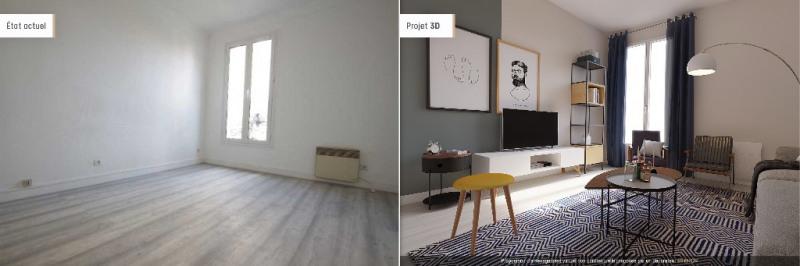 Appartement Asnières Sur Seine 2 pièce (s) 32 m²