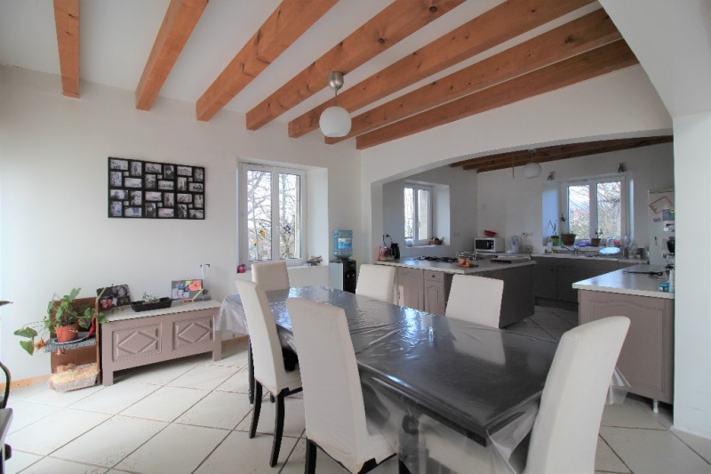 Sale house / villa Avressieux 220000€ - Picture 3