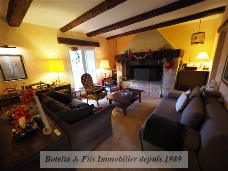 Venta de prestigio  casa Barjac 495000€ - Fotografía 6