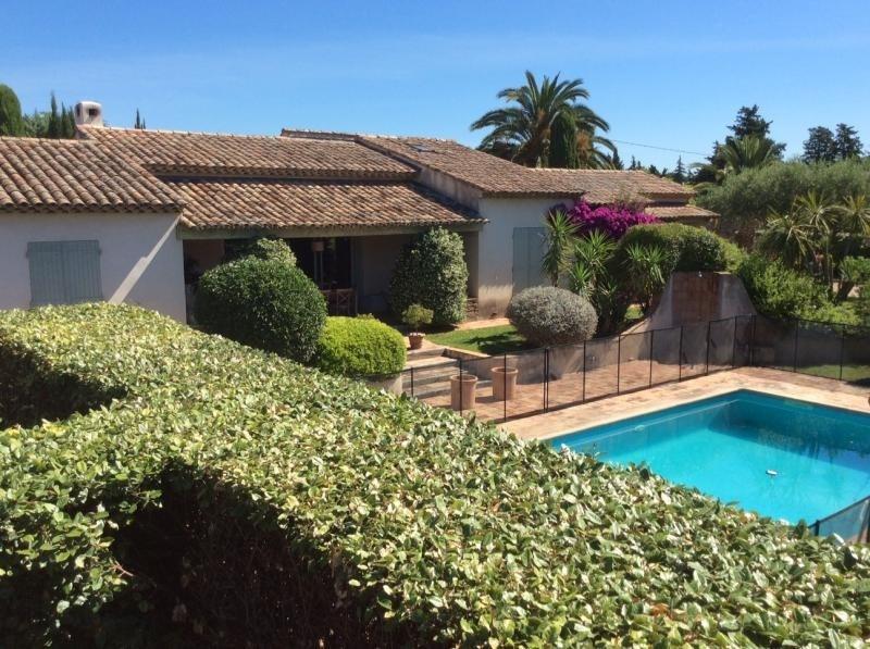 Deluxe sale house / villa Roquebrune sur argens 598000€ - Picture 1