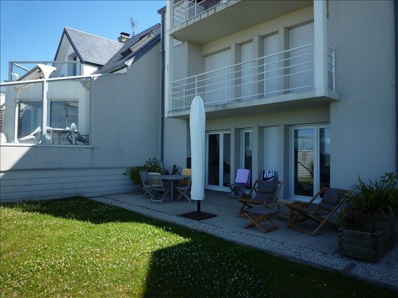 Sale apartment St martin de brehal 399000€ - Picture 2