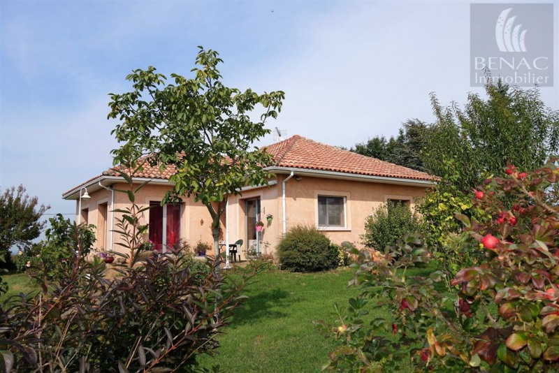 Revenda casa Teillet 247000€ - Fotografia 1