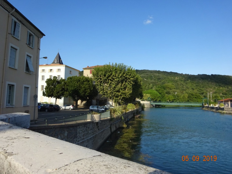 Investment property building St vallier 263 000€ - Picture 1