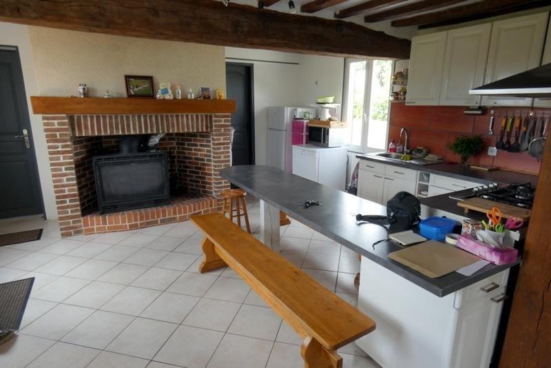 Vente maison / villa Conches en ouche 173000€ - Photo 6