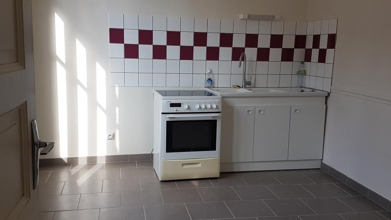 Location appartement Aubigny sur nere 340€ CC - Photo 1