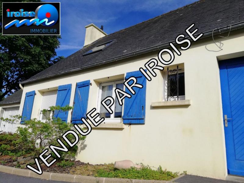 Vente maison / villa Plouzané 185700€ - Photo 1