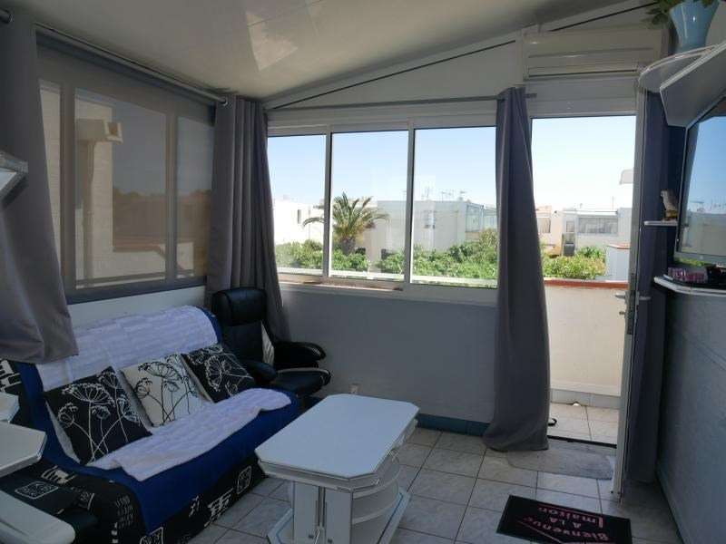 Sale apartment Le barcares 78 000€ - Picture 2