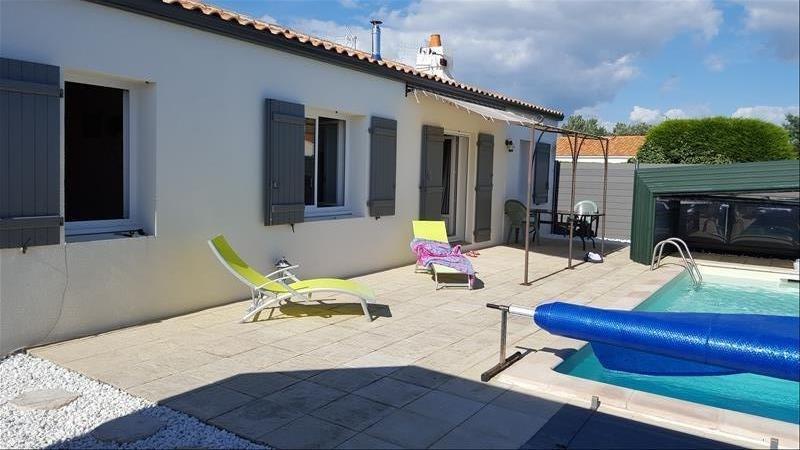 Sale house / villa Jard sur mer 269600€ - Picture 1