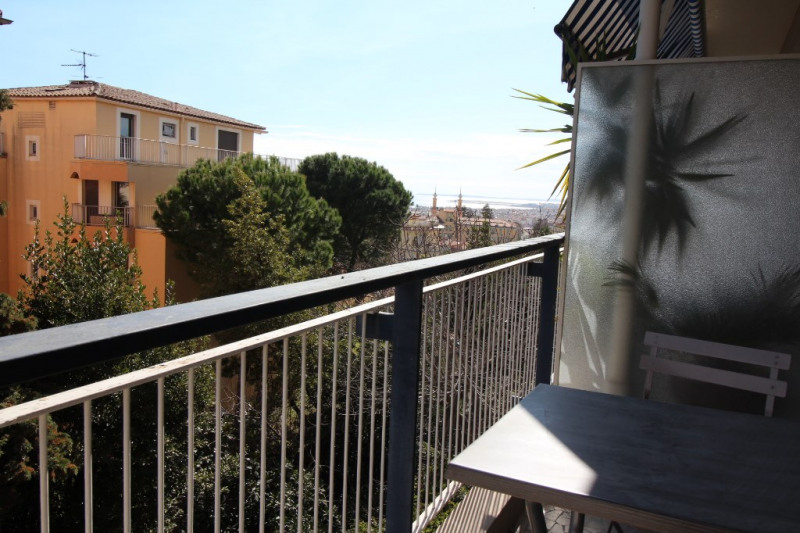Rental apartment Nice 750€ CC - Picture 5