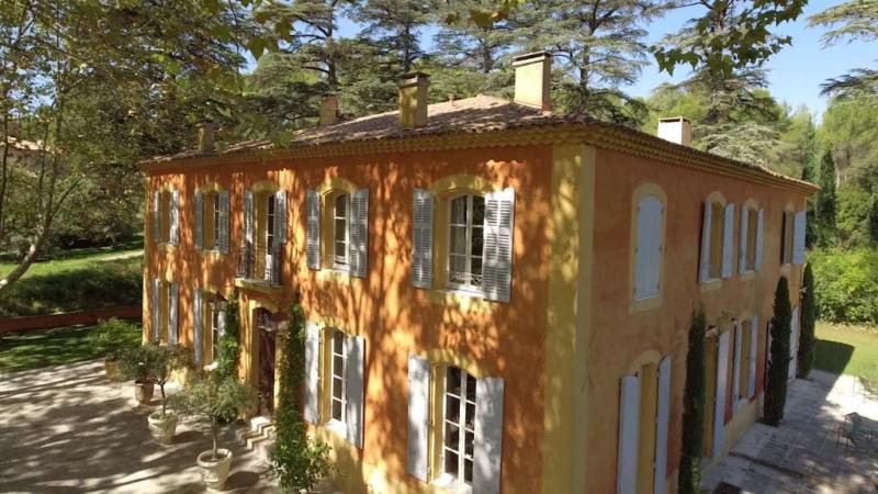 Deluxe sale house / villa Aix en provence 4500000€ - Picture 2