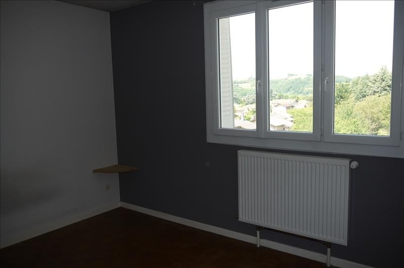 Sale apartment Pont eveque 109 000€ - Picture 5