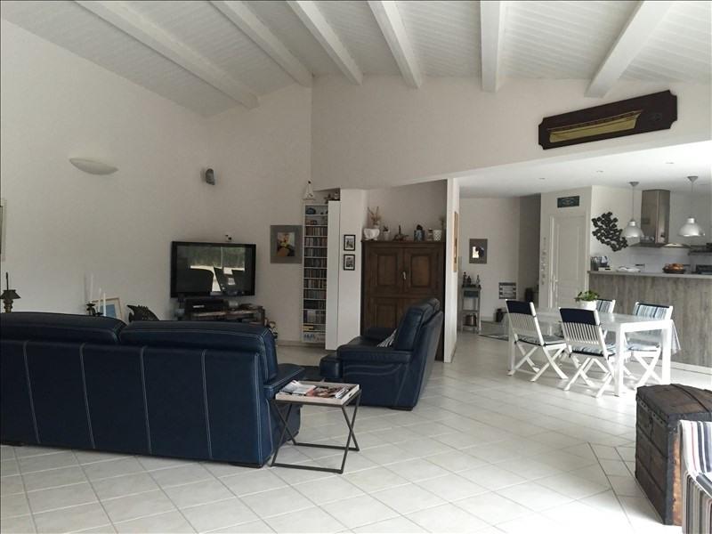 Vente maison / villa Jard sur mer 399360€ - Photo 2