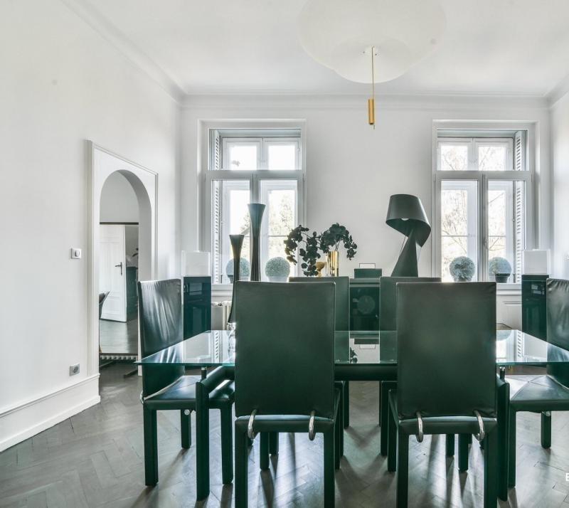 Rental apartment Strasbourg 1800€ CC - Picture 2